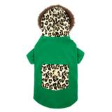 Dog Coat Designer Leopard