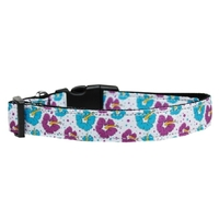 Dog Collar Hibiscus Floral